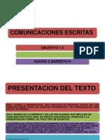 OBJ 1[1].2 COMUNICACION  EMPRESARIAL