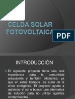 Celda Solar Fotovoltaica (1)