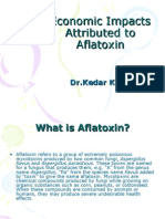 Economic Impacts Attributed to Aflatoxin