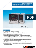 Control Ad Or Temperatura Shimaden_SR73