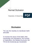 Occlusion (Orthodontics)