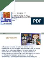CULTURA Y ANTROPOLOGÍA (1)