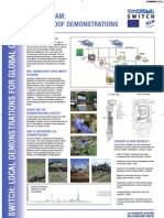 UK; Brown Roof Demonstration Project - Sustainable Water Management