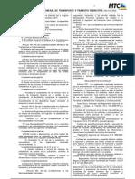 Separata Capacitacion de Conduct Ores Setiembre 2011-Mercancias