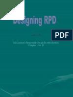 Designing RPD 321