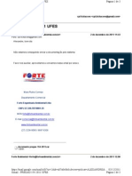 Email 1 Forte Ambiental