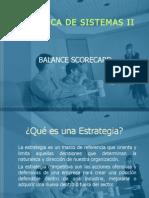 Balance Scorecard