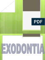 Exodontia and medical conditions
