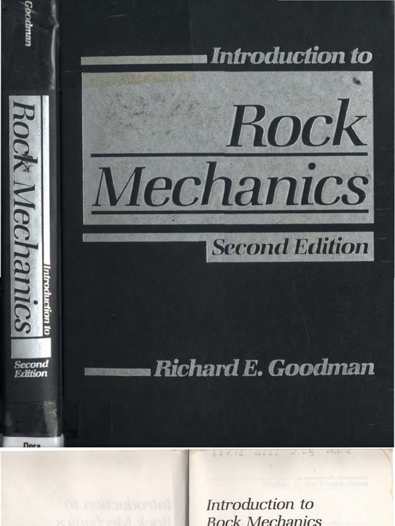 Goodman r e introduction to rock mechanics 2nd edition goodman r e introduction to rock mechanics 2nd edition strength of materials stress mechanics fandeluxe Choice Image