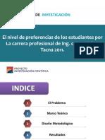 Expo Sic Ion de Investigacion Cientifica