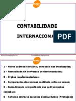 Contabilidade Internacional-Conversão de demonstrações financeiras