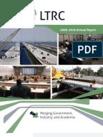 LTRC 2009-2010 Annual Report