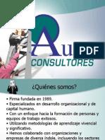 Presentación de servicios 2011