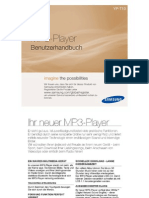 YP-T10 BENUTZERHANDBUCH