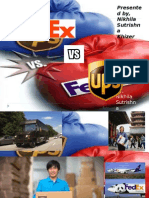 fedex vs ups ppt