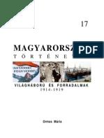 Magyarország története 17