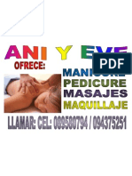 ANI Y EVE