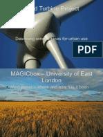 Wind Turbine Slideshow