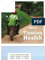 Tiyatien Health 2011 Annual Report
