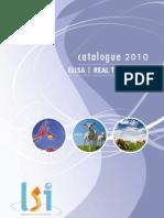Catalogue Lsi 2010 UK