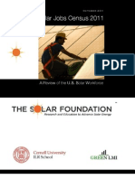 National Solar Jobs Census