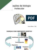 Aplicacoes Da Biologia Molecular