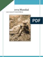 A 1ª Guerra Mundial- História