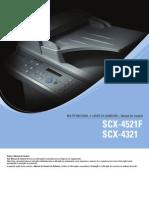 Manual Do Usuario Sansung SCX4521F