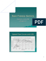Basic Freeway Sections