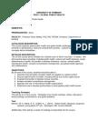 Global Public Health - PH 396 OL1 - Course Syllabus