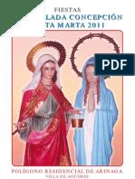 FIESTAS POLÍGONO RESIDENCIAL ARINAGA  2011