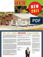 Vollmer Catalogue / Catalog / Katalog 2011