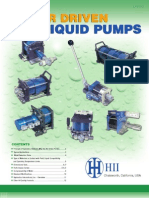 80000 PSI pumps