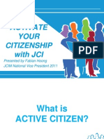Activate Your Citizenship With JCI