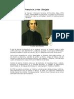 biografía de fco. clavijero