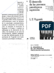 Desarrollo Procesos Psicologicos Superiores Vygotski[1]