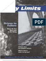 City Limits Magazine, December 1993 Issue