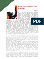 CHE GUEVARA - Biografia de Ernesto Che Guevara
