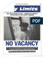 City Limits Magazine, February 1993 Issue