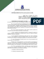 Instrução Normativa nº 015-2002