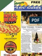 West Shore Shoppers' Guide, December 4, 2011