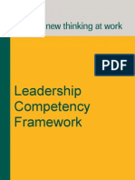 Leadership Competencies 1