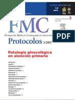 Patología ginecológica en atencion primaria