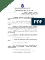 Instrução Normativa nº 009-2003