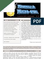 Marmite et Microonde n°13