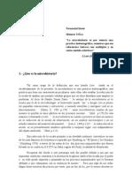 Microhistoria-Historia Social Por Fernando Ghessi