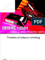 The Intercultural Study on Smoking - Presentation