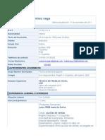 CV Cristian Ramirez