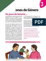Boletín Nº 3 - Relaciones de Género