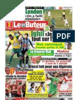 LE BUTEUR PDF du 03/12/2011